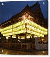 Yasaka Shrine Acrylic Print