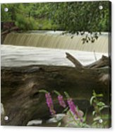 Yates Dam Acrylic Print
