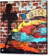 Ybor City Acrylic Print