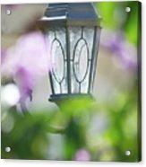 Ye Old Lamp Acrylic Print