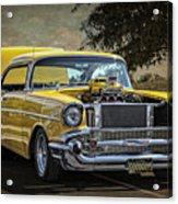 Yellow 57 Acrylic Print