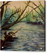 Yellow Breeches Creek Pennsylvania Acrylic Print