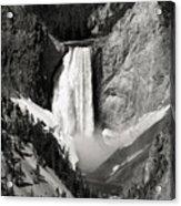 Yellowstone 143 Acrylic Print