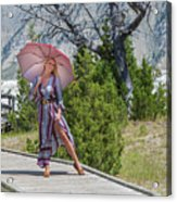Yellowstone Darcy 1 Acrylic Print