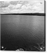 Yellowstone Lake Acrylic Print