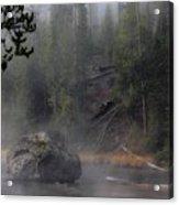 Yellowstone Series 12 Acrylic Print