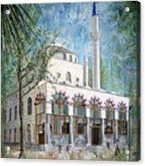 Yeni Cami, Fethiye Acrylic Print