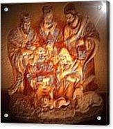 Yeshu'a  Acrylic Print