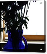 Yesterday Entails Acrylic Print