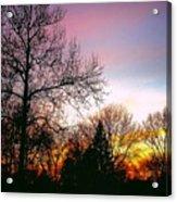 Yesterday's Sky Acrylic Print