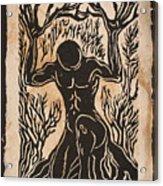 Yggdrasil Acrylic Print
