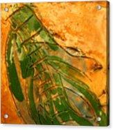Yinka - Tile Acrylic Print