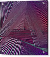 Yloohcsdlo Acrylic Print