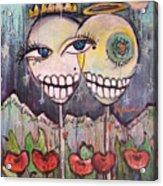 Yo Soy La Luna Acrylic Print