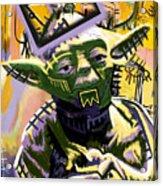 Yoda 1981 Acrylic Print