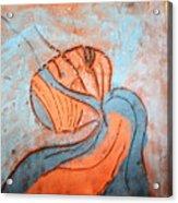 Yogaic - Tile Acrylic Print