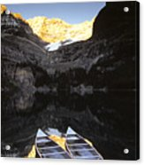 Yoho National Park, Lake Ohara, British Acrylic Print by Ron Watts