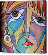Yondra Acrylic Print