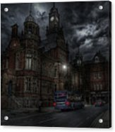 York And Selby Magistrates Court Acrylic Print