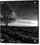 Yorkshire Serenity Acrylic Print