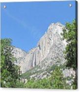 Yosemite Falls Again Acrylic Print