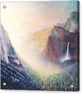 Yosemite Morning Acrylic Print