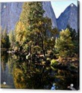 Yosemite Reflections 3 Acrylic Print