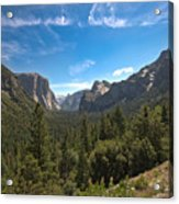 Yosemite Valley 3 Acrylic Print