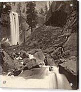 Yosemite: Vernal Fall Acrylic Print