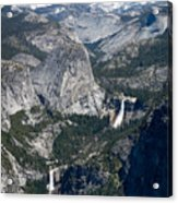 Yosemite Washburn Point Acrylic Print