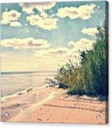 You Walked Away - Wisconsin Acrylic Print