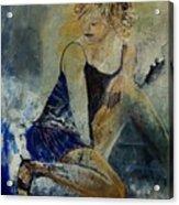Young Girl 5689474 Acrylic Print