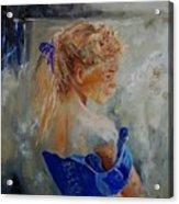 Young Girl  78 Acrylic Print