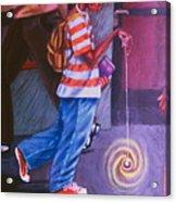 Young Life Acrylic Print
