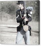 Young Soldier II Acrylic Print