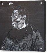 Young Tane Acrylic Print