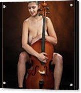 Young Woman Nude 1729.189 Acrylic Print