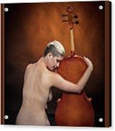 Young Woman Nude 1729.191 Acrylic Print