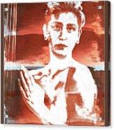 Young Woman Nude 1729.197 Acrylic Print