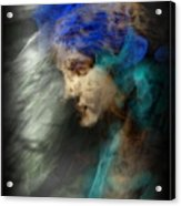 Your Angel Passed Nearby Acrylic Print