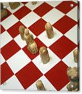 Your Move Acrylic Print
