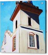 Ysleta Mission Acrylic Print