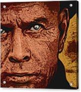 Yul Brynner Acrylic Print