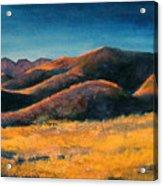Yuma Lady Acrylic Print