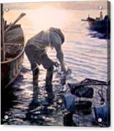 Yunnan Dawn Acrylic Print