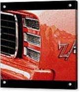 Z28 Acrylic Print