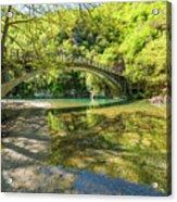Zagora Bridge Acrylic Print