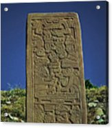 Zapotec History Acrylic Print by Juergen Weiss