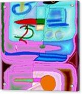 Zapp  Acrylic Print