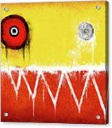 Zeeko Abstract #104 Acrylic Print
